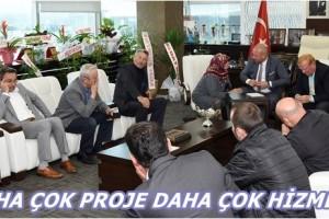 BaşkanTogar Tebrikleri Kabul Ediyor