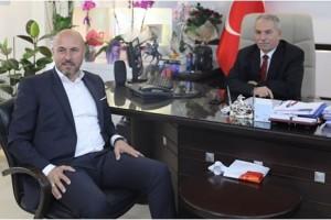 Hasan Togar'dan Demirtaş'a Hayırlı Olsun Ziyareti