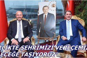 Başkan Togar Milletvekili Fuat Köktaş'ı Ağırladı