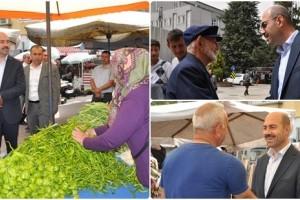 Başkan Kılıç'tan Ramazan Ziyaretleri