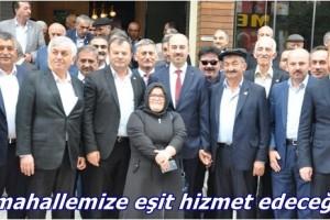 Başkan Kılıç: 'Terme'yi Birlikte Yöneteceğiz'