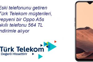 Türk Telekom'la Telefonlar Yenileniyor
