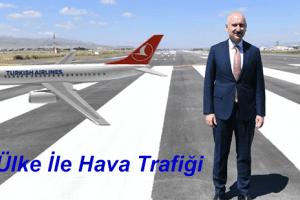 Türkiye 48 Ülke İle Uçuş Trafiğini Sürdürüyor