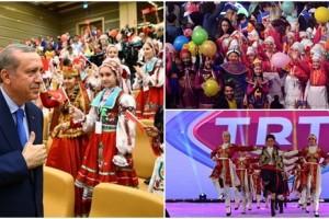 23 Nisan Çocuk Şenliği, 41 Ülkenin Katılımıyla Samsun'da Kutlanacak