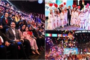 23 Nisan Çocuk Şenliği Muhteşem Gala Gösterisiyle Sona Erdi