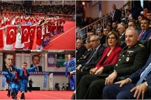 23 Nisan Ulusal Egemenlik ve Çocuk Bayramı Samsun'da Coşku İle Kutlandı