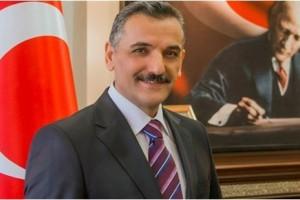 Vali Osman Kaymak'tan Veda Mesajı