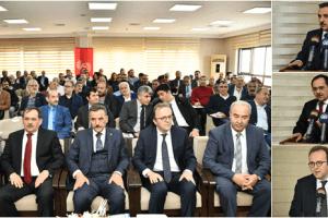 """Samsun'da """"Çevrimiçi Gazetecilik İstişare ve Değerlendirme Toplantısı"""""""