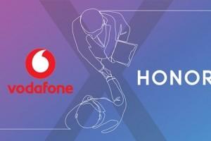 HONOR Vodafone Mağazalarında