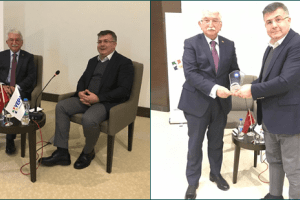 YEPAŞ Yönetici Akademi Gazeteci Osman Kara'yı Ağırladı