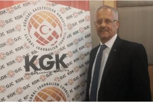 Yusuf Ziya Çakır KGK'de Meclis Başkanlığına Getirildi