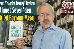 Türkçemiz Bize En Önemli Kültür Mirası Olarak Emanettir