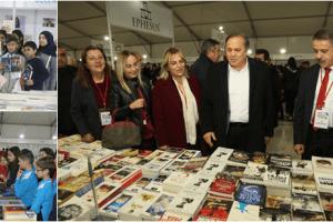 Atakum'da 'Kitap Günleri'ne Yoğun İlgi