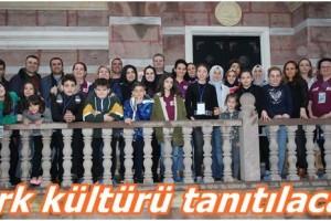"""Atakum'da """"Kültürler Arası Köprü"""" Projesi"""