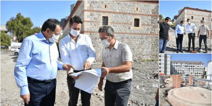 Saathane Meydanı Projesi Tamamlanıyor