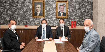 Türkiye'nin En Büyük İkinci Kütüphanesi Samsun'a Yapılıyor