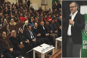 """Çarşamba Belediyesi  """"Hayata Gülümse""""  Semineri Düzenledi"""