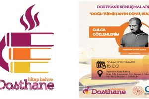 Dosthane Kitap Kahve'de Doğu Türkistan Konuşulacak