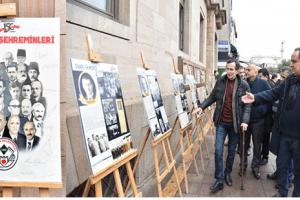 ''Giresun Şehreminleri'' Fotoğraf Sergisi Açıldı