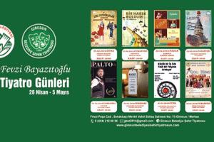 25. Fevzi Bayazıtoğlu Tiyatro Günleri Başlıyor