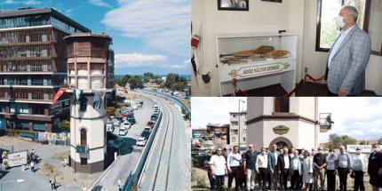 İlkadım'da Çerkes Etnografya Müzesi Açıldı