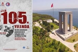 Çanakkale Savaşları'nın 105. Yılında Uluslararası Sempozyum