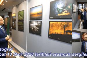 4 Mevsim Ordu Ulusal Fotoğraf Sergisi Açıldı