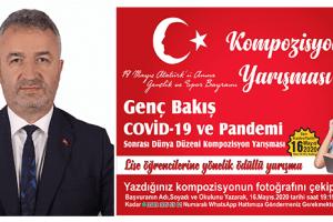 19 Mayıs Belediyesi'nden Komposizyon Yarışması
