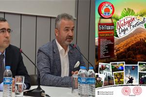 19 Mayıs'ta Nebiyan Doğa Festivali Hazırlıkları Hızla Devam Ediyor