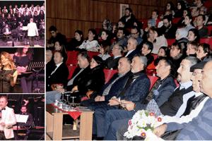 100. Yıl Özel Türk Sanat Müziği Konseri Gönülleri Fethetti