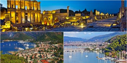 Turist Sayısı ve Turizm Gelirimiz Arttı