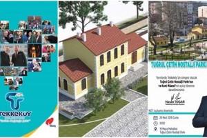 Tekkeköy Nostalji Parkı ve Kent Müzesi Açılıyor