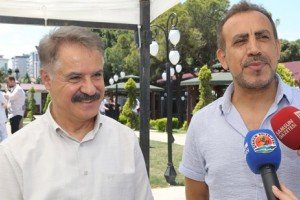 Haluk Levent Atakum'da Konser Sözü Verdi