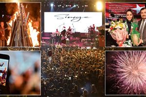 Simge'den Muhteşem Konser