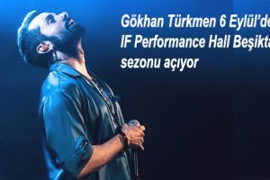 Gökhan Türkmen Yeni Sezonda Tüm Türkiye'yi Dolaşacak