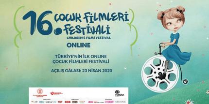 İlk Çevrimiçi Çocuk Filmleri Festivali Başlıyor