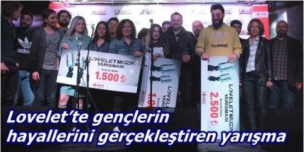4. Geleneksel Lovelet Müzik Yarışması Başvuruları Başladı