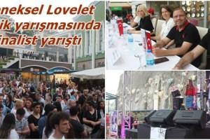 Geleneksel Lovelet  Müzik Yarışması Finali Gerçekleştirildi