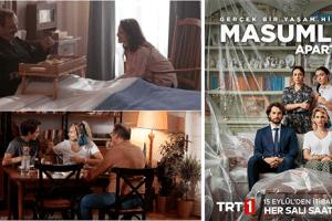 """TRT 1'in Yeni Dizisi """"Masumlar Apartmanı"""" Başlıyor"""