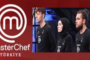 MasterChef Türkiye'de Haftanın Vedası