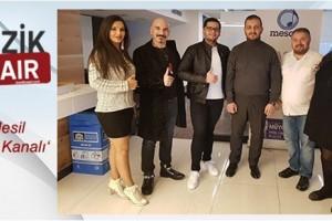 Müzik Onair TV Kanalı Yayına Başladı