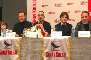 NAİM Filminin Ekibi Lovelet Cinejoy'da Sinemaseverlerle Buluştu