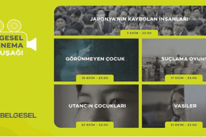 TRT Belgesel'den Ekim Ayında Her Cumartesi Farklı Film