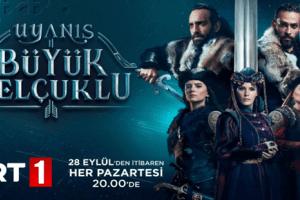 TRT 1'in Yeni Dizisi 'Uyanış: Büyük Selçuklu'dan Yeni Tanıtım