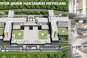 Şehir Hastanesi Bir Gurur Kaynağı