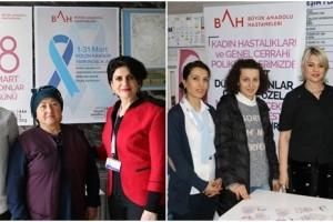 Büyük Anadolu Hastaneleri'nden 8 Mart Etkinliği