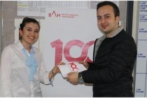 Büyük Anadolu Hastaneleri'nde 100. Yıl Etkinliği