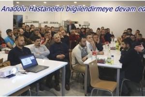 Büyük Anadolu Hastaneleri'nden Aygün Cerrahi Aletler'de Sağlık Semineri