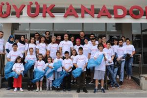 Büyük Anadolu Hastaneleri'nde 'Temiz Çevre, Sağlıklı Yaşam'