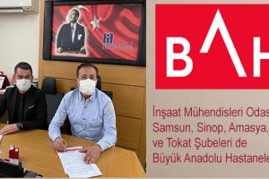 Büyük Anadolu Hastanesi Sağlık Anlaşmalarına Devam Ediyor
